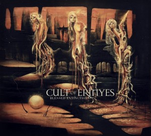 Cult Of Erinyes Cover